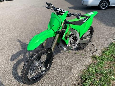 2020 Kawasaki KX 450 in Brilliant, Ohio - Photo 9