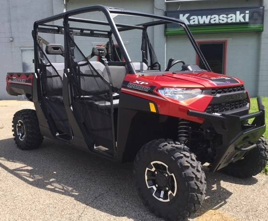2019 Polaris Ranger Crew XP 1000 EPS Premium in Brilliant, Ohio - Photo 1