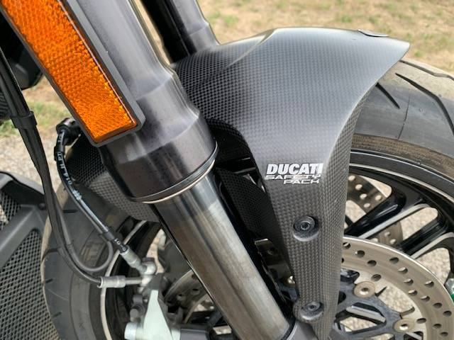 2015 Ducati Diavel Titanium in Brilliant, Ohio - Photo 4