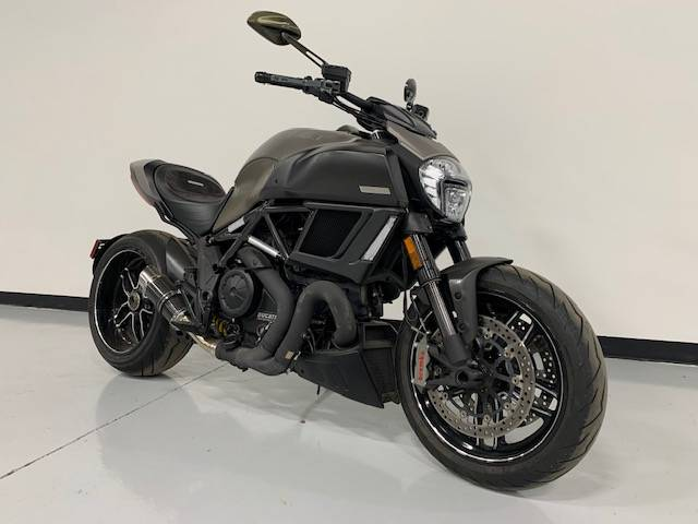 2015 Ducati Diavel Titanium in Brilliant, Ohio - Photo 14