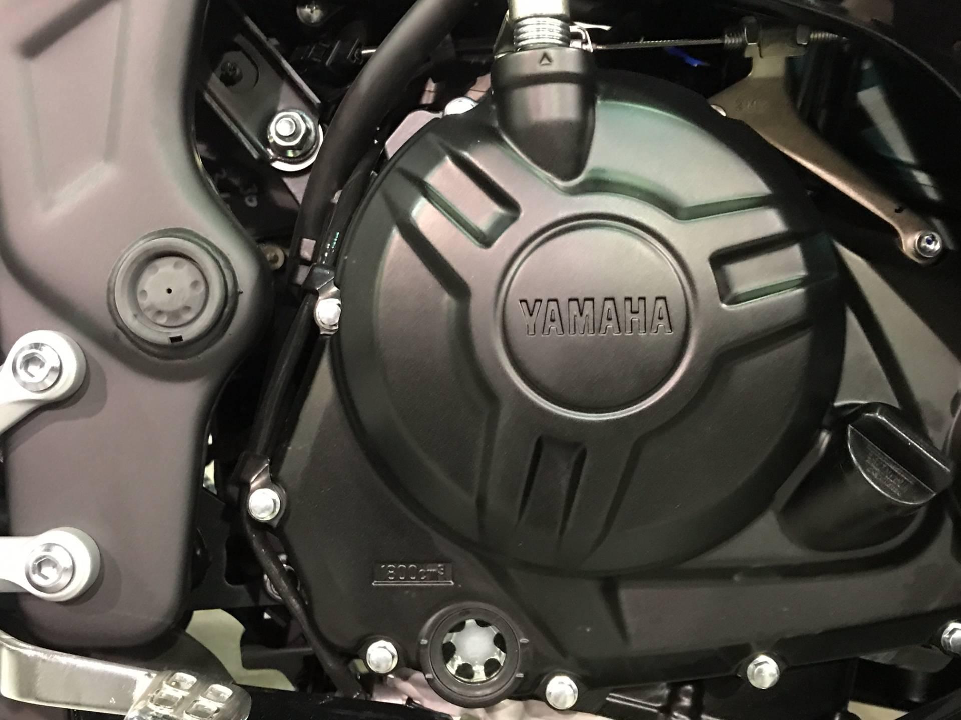 2017 Yamaha YZF-R3 10