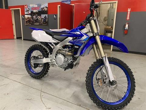 2020 Yamaha YZ450F in Brilliant, Ohio - Photo 2