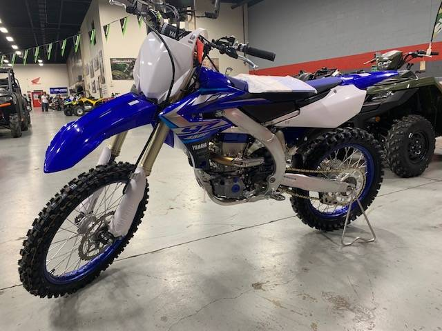 2020 Yamaha YZ450F in Brilliant, Ohio - Photo 1