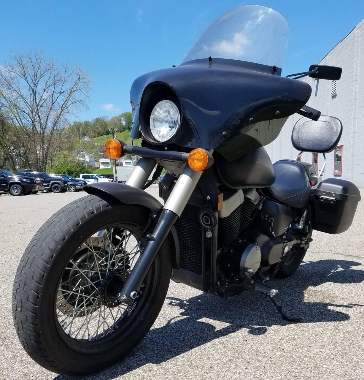 2013 Honda Shadow Phantom 2