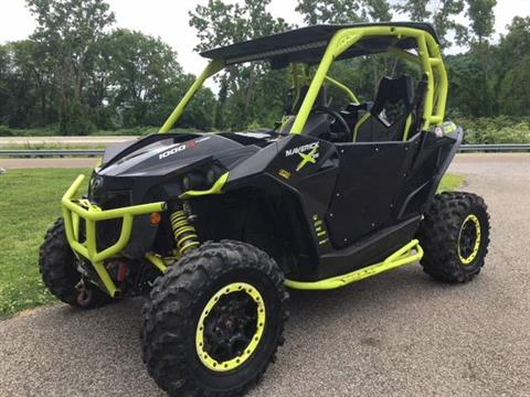 2016 Can-Am Maverick X ds Turbo in Brilliant, Ohio