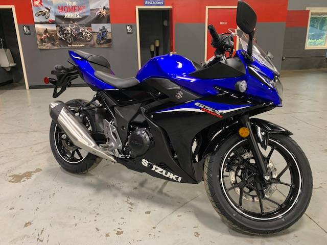 2020 Suzuki GSX250R ABS in Brilliant, Ohio - Photo 1