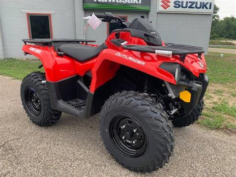 2021 Can-Am Outlander 450 in Brilliant, Ohio - Photo 1