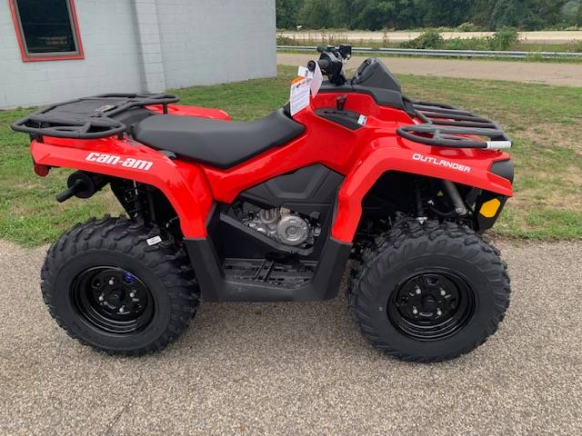 2021 Can-Am Outlander 450 in Brilliant, Ohio - Photo 2