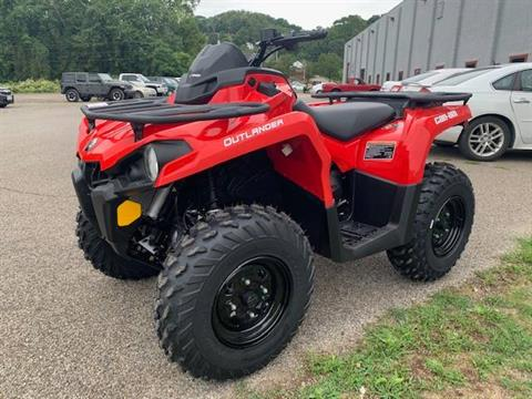 2021 Can-Am Outlander 450 in Brilliant, Ohio - Photo 5