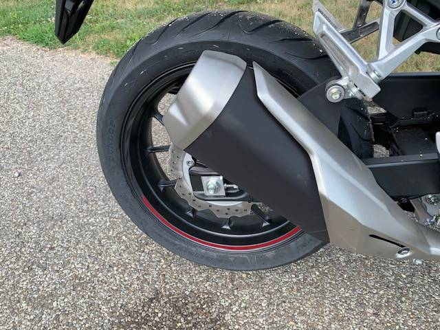 2020 Honda CBR500R in Brilliant, Ohio - Photo 5