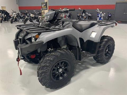 2021 Yamaha Kodiak 450 EPS SE in Brilliant, Ohio - Photo 1