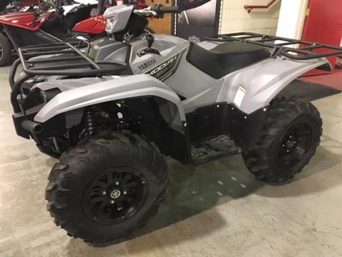 2018 Yamaha Kodiak 700 EPS in Brilliant, Ohio