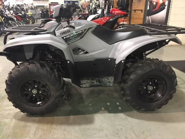 2018 Yamaha Kodiak 700 EPS in Brilliant, Ohio - Photo 2