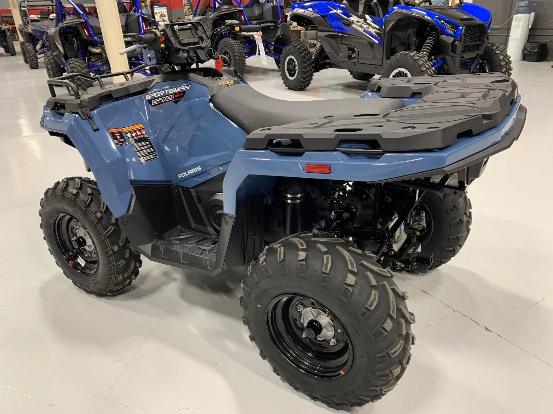 2021 Polaris Sportsman 570 in Brilliant, Ohio - Photo 5