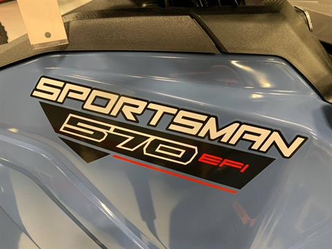 2021 Polaris Sportsman 570 in Brilliant, Ohio - Photo 10