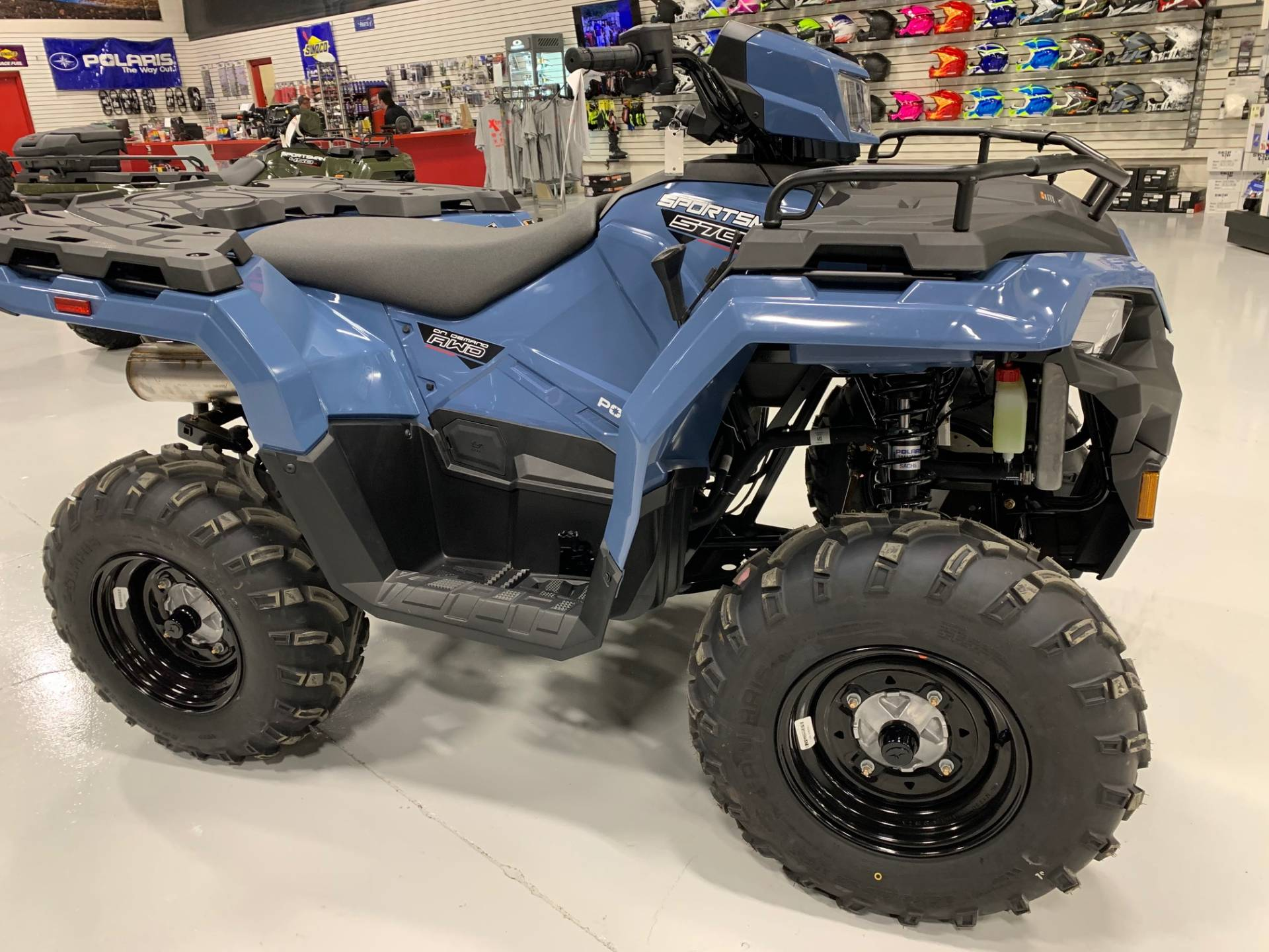 2021 Polaris Sportsman 570 in Brilliant, Ohio - Photo 1