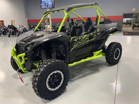 2021 Kawasaki Teryx KRX 1000 Trail Edition in Brilliant, Ohio - Photo 2