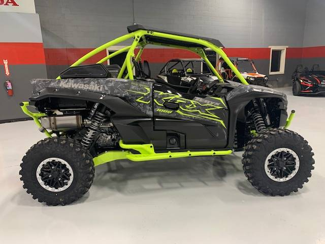 2021 Kawasaki Teryx KRX 1000 Trail Edition in Brilliant, Ohio - Photo 10