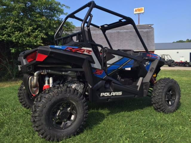 2017 Polaris RZR S 1000 EPS 5