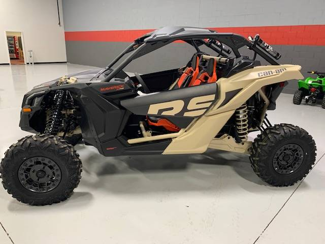 2021 Can-Am Maverick X3 X RS Turbo RR in Brilliant, Ohio - Photo 3