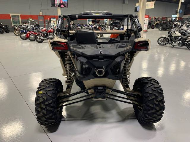 2021 Can-Am Maverick X3 X RS Turbo RR in Brilliant, Ohio - Photo 8