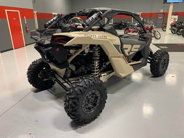 2021 Can-Am Maverick X3 X RS Turbo RR in Brilliant, Ohio - Photo 9