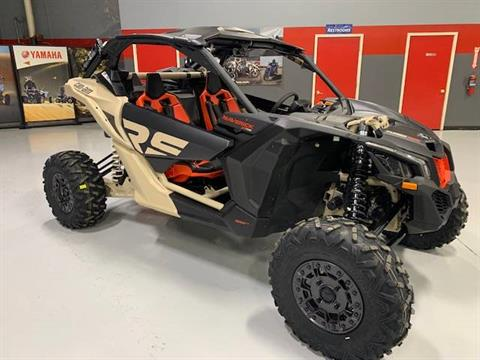 2021 Can-Am Maverick X3 X RS Turbo RR in Brilliant, Ohio - Photo 1