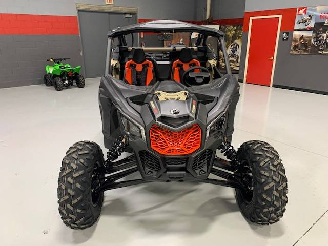 2021 Can-Am Maverick X3 X RS Turbo RR in Brilliant, Ohio - Photo 10
