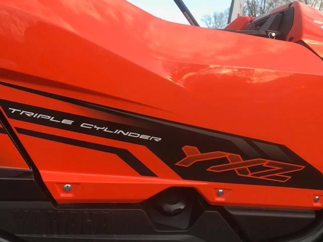 2017 Yamaha YXZ1000R SS 8
