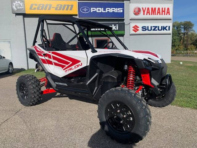 2021 Honda Talon 1000R in Brilliant, Ohio - Photo 1