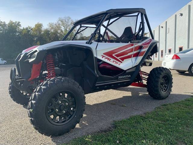 2021 Honda Talon 1000R in Brilliant, Ohio - Photo 8