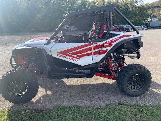 2021 Honda Talon 1000R in Brilliant, Ohio - Photo 9