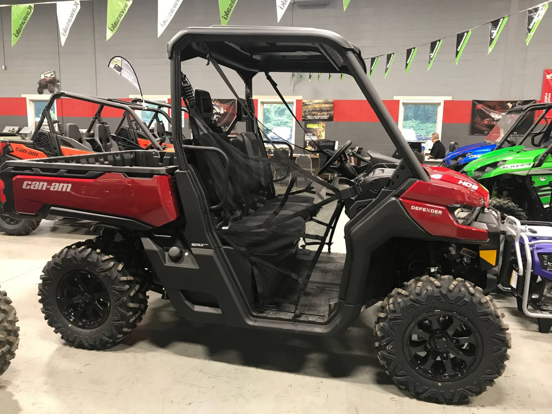 2019 Can-Am Defender XT HD8 in Brilliant, Ohio - Photo 4