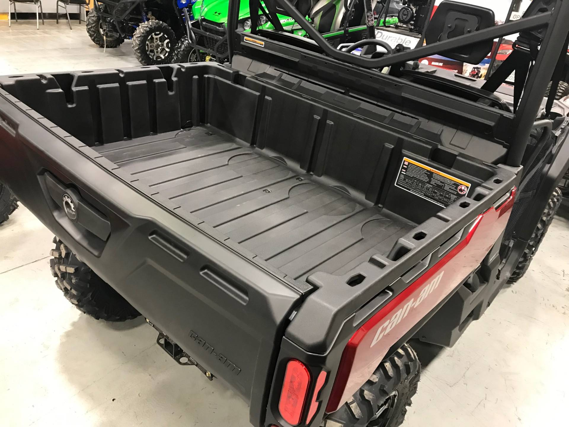 2019 Can-Am Defender XT HD8 in Brilliant, Ohio - Photo 7
