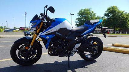2015 Suzuki GSX-S750Z for sale 3897