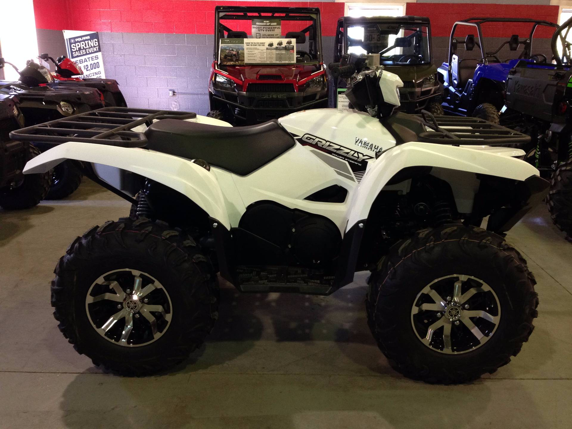 2017 Yamaha Grizzly EPS for sale 2653