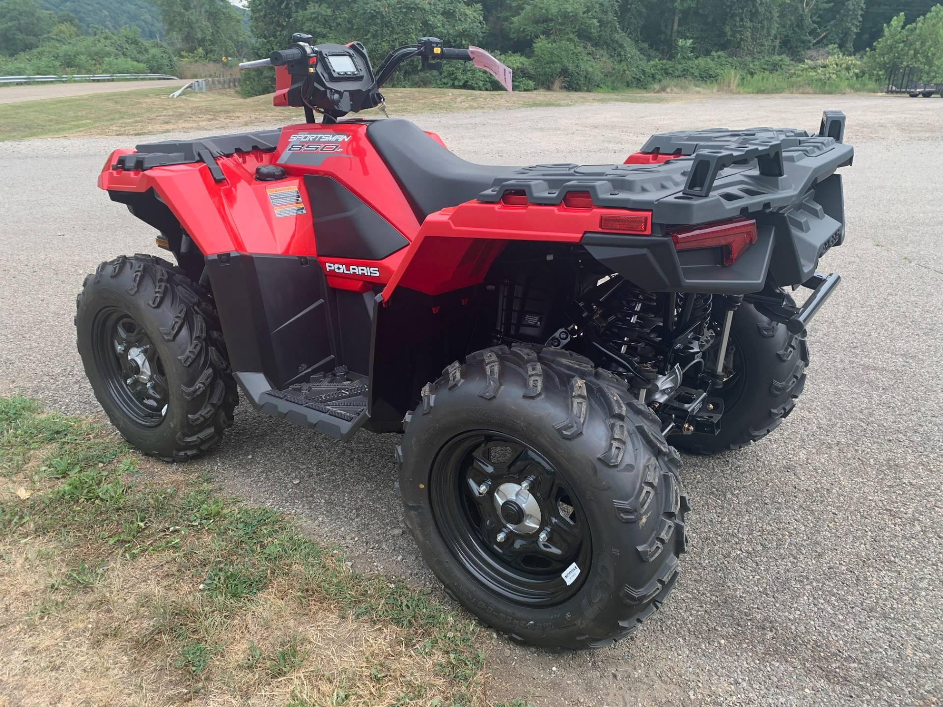 2020 Polaris Sportsman 850 in Brilliant, Ohio - Photo 2