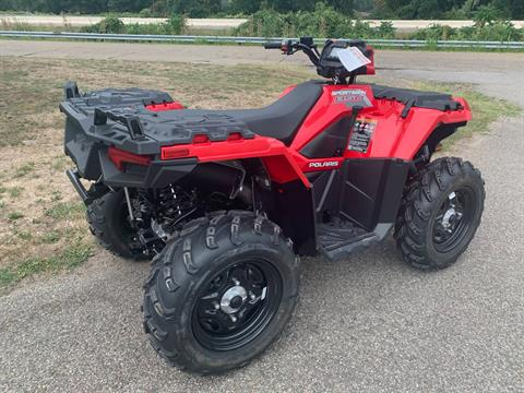2020 Polaris Sportsman 850 in Brilliant, Ohio - Photo 7