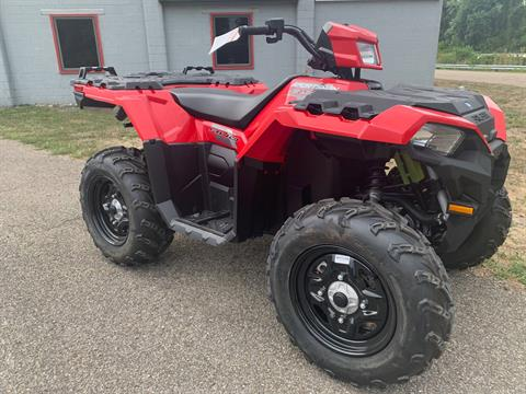 2020 Polaris Sportsman 850 in Brilliant, Ohio - Photo 1