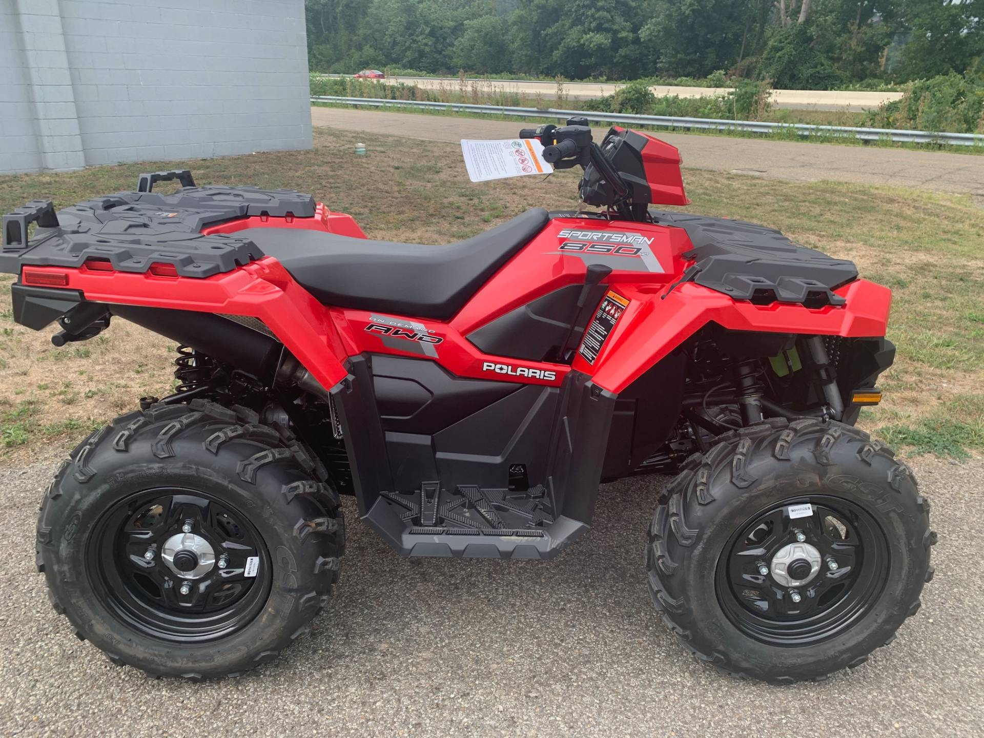 2020 Polaris Sportsman 850 in Brilliant, Ohio - Photo 11