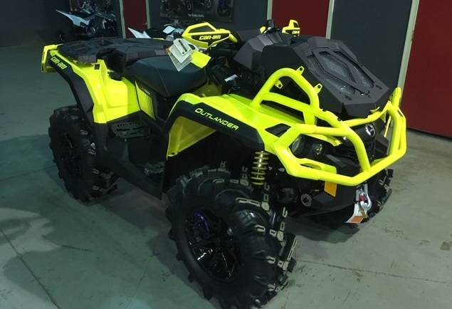 2019 Can-Am Outlander X mr 1000R in Brilliant, Ohio - Photo 2