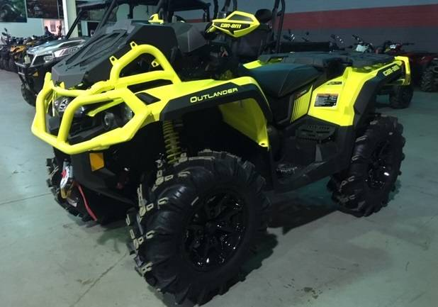 2019 Can-Am Outlander X mr 1000R in Brilliant, Ohio - Photo 4