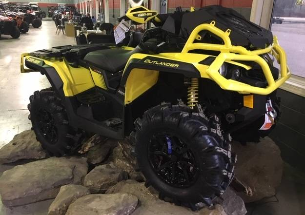 2019 Can-Am Outlander X mr 1000R in Brilliant, Ohio - Photo 1