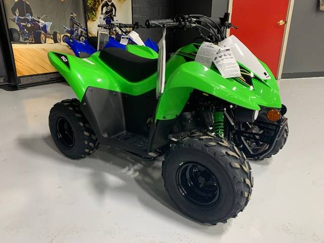 2021 Kawasaki KFX 50 in Brilliant, Ohio - Photo 1