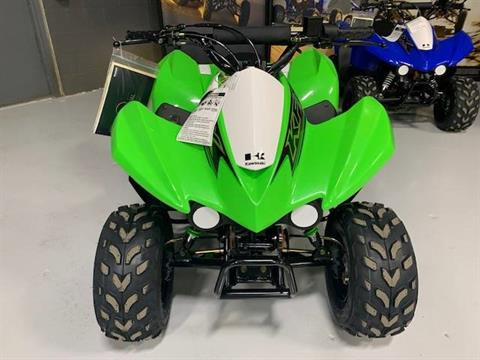 2021 Kawasaki KFX 50 in Brilliant, Ohio - Photo 2