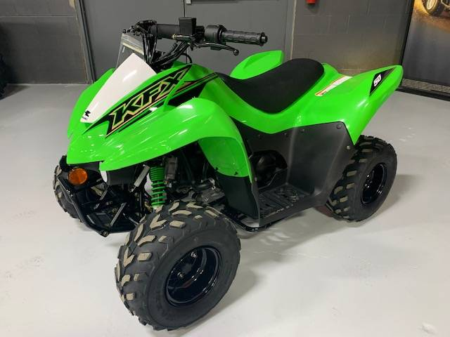 2021 Kawasaki KFX 50 in Brilliant, Ohio - Photo 3