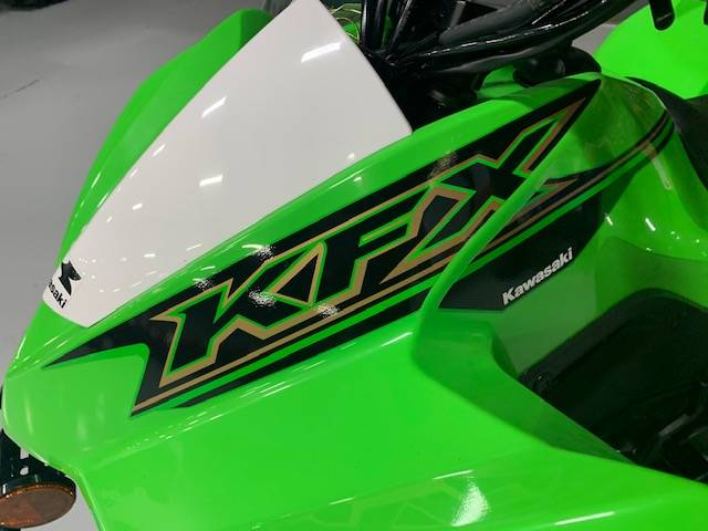 2021 Kawasaki KFX 50 in Brilliant, Ohio - Photo 4