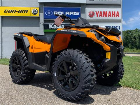 2019 Can-Am Outlander DPS 650 in Brilliant, Ohio - Photo 1