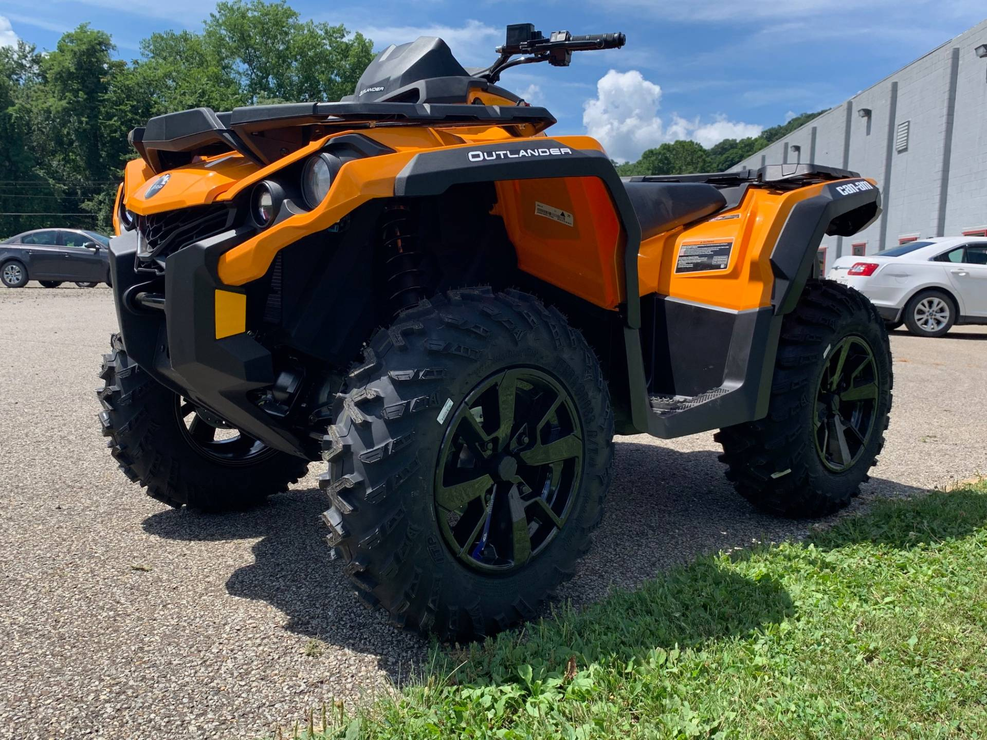 2019 Can-Am Outlander DPS 650 in Brilliant, Ohio - Photo 7