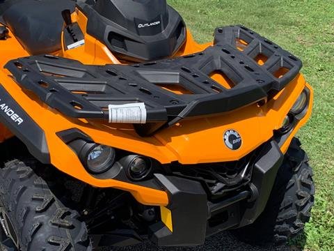 2019 Can-Am Outlander DPS 650 in Brilliant, Ohio - Photo 9